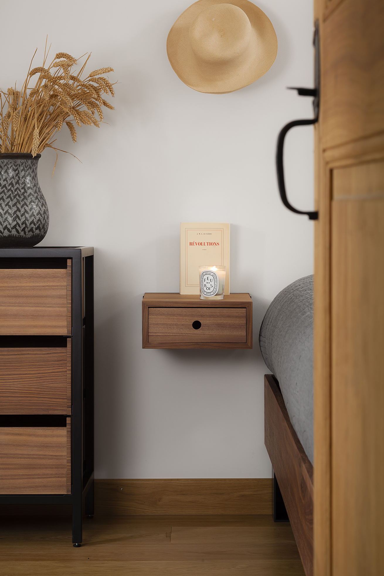 Mayet Bedside Table