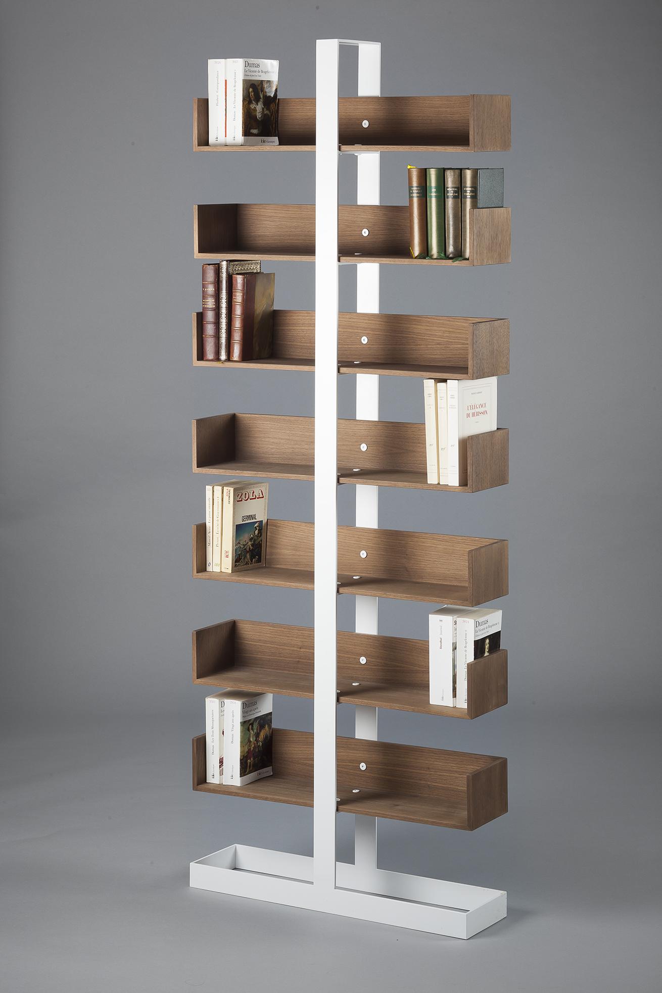 Biblioth Que Tal Bois Severin Design Ann