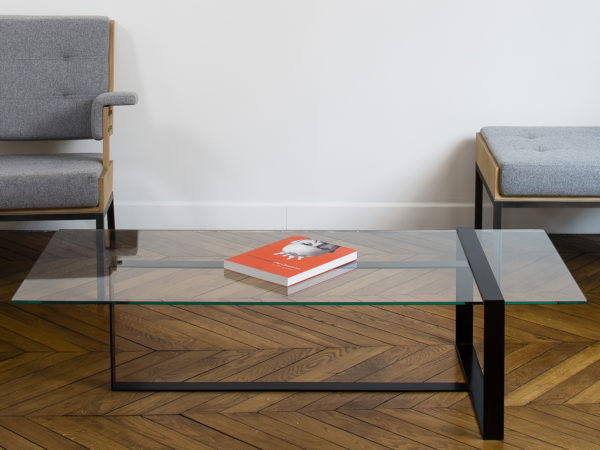 Tables bureaux archives alex de rouvray design